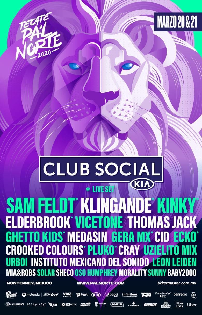 Club Social Pal Norte 2020