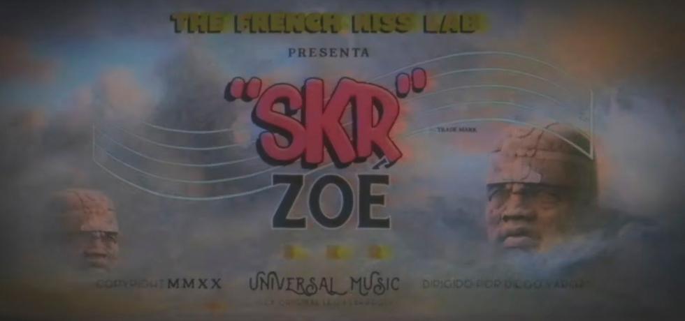 """""""SKR"""" - Zoé"""