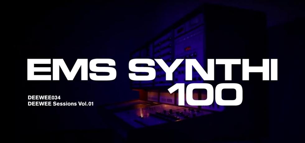 Soulwax EMS Synthi 100