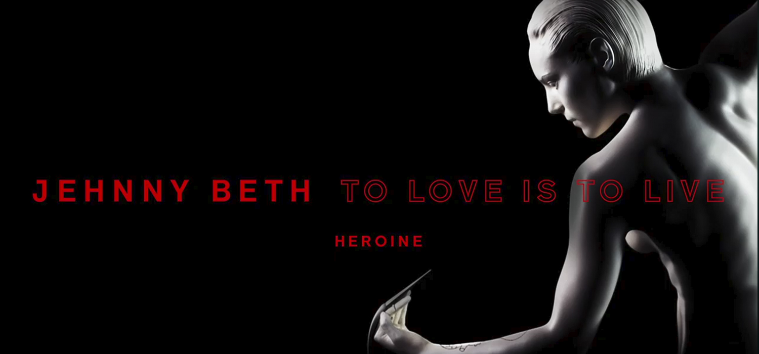 """""""To Love Is To Live"""" - Jehnny Beth"""